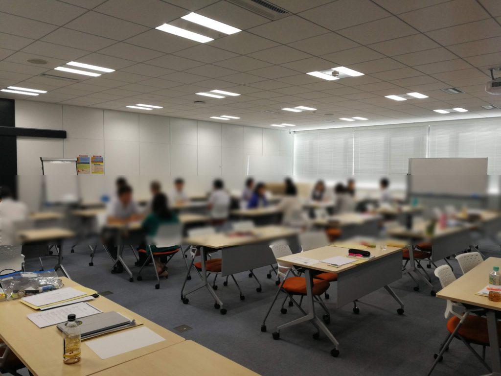 2019.8 システム系企業におけるハラスメント相談員育成のための研修会で講師を担当